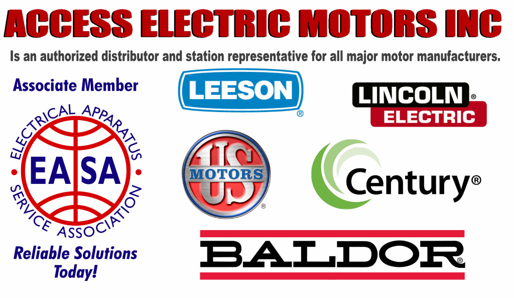 Electric Motor Repair Service Los Angeles Ca