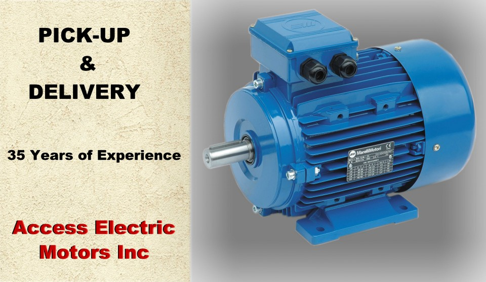 Electric motor repair service los angeles ca 818 504 4006 for Small electric motor parts